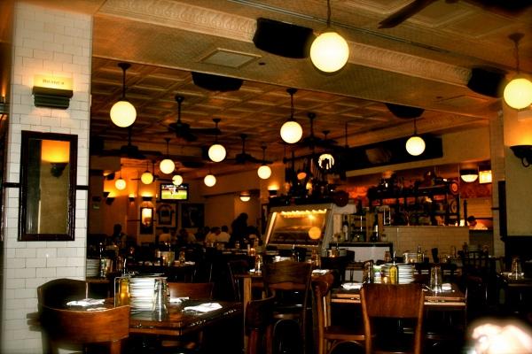 The little Italian Restaurant